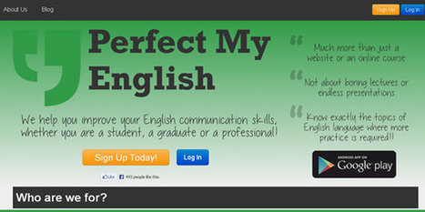 PerfectMyEnglish to launch VoIP-based spoken English course on mobile; can it ... - VC Circle | Learning English Alone | Scoop.it
