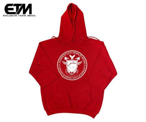 Genuine Red Presidential Hoodie | Exclusive Taste | streetwear | Scoop.it