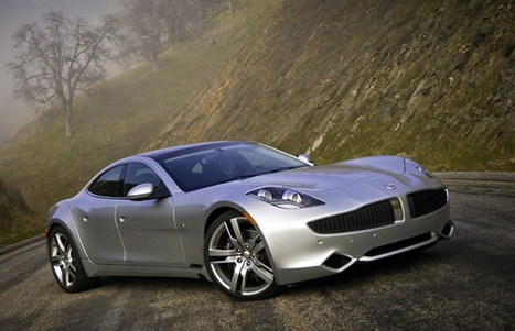 Fisker Karma — Gallery: 10 Cool Electric Cars | Complex | Electric Car Pictures | Scoop.it