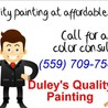 Painters Fresno (559) 709-7540 Fresno Painter, House Painting Company Duley's Quality Painting