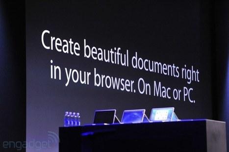 WWDC 2013: Roger Rosner apresenta o novo iWork, que rodará na nuvem, diretamente em navegadores | Apple Mac OS News | Scoop.it