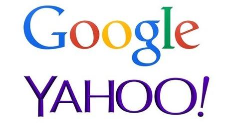 Yahoo confirme tester les résultats de recherche de Google - #Arobasenet.com   Référencement internet   Scoop.it