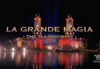 La grande magia: The illusionist torna su Italia 1 | www.Mentalismo-Positivo.it | Scoop.it