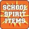 School Spirit Items & Supplies