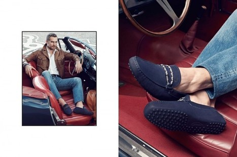 Tod's 2016 Spring/Summer Men's Campaign | Le Marche & Fashion | Scoop.it