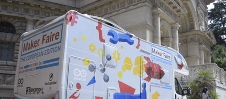 Maker Faire Rome: Call for Makers Extended! | Tu Imagines ? Construis ! | Scoop.it
