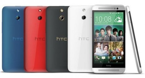 HTC One E8, a plastic variant of One M8 announced | Latest Tech & Gadgets News | Scoop.it