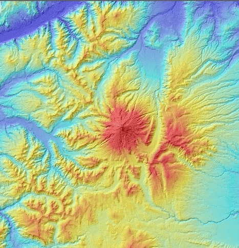 Obama announced the public availability of 30 meter SRTM data | ArcGIS Geography | Scoop.it