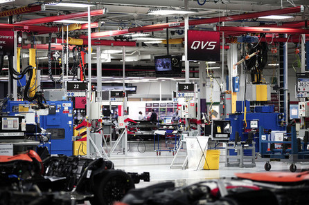 Michigan manufacturing rebounds, but strong dollar may impede | Manufacturing | Scoop.it