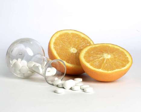 Vitamin C as Cancer Treatment? High Doses Boost Chemotherapy in Study | Melanoma Dispatch | Scoop.it