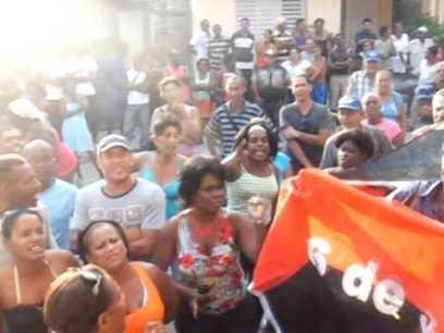 Gritos de 'libertad' se imponen en acto de repudio contra UNPACU | Diario de Cuba | Una mirada exteriore sobre Cuba y su libertades | Scoop.it