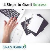 4 Steps to Grant Success | Transforming small business | Scoop.it