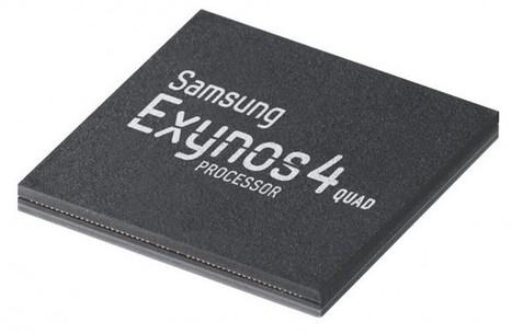 Samsung anuncia Exynos 4 Quad para Samsung Galaxy S III   TecnoCompInfo   Scoop.it