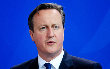 David Cameron discusses changing child poverty target | ESRC press coverage | Scoop.it