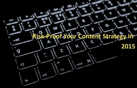Risk-Proof Your Content Strategy in 2015   Content Marketing, Curation, Social Media & SEO   Scoop.it