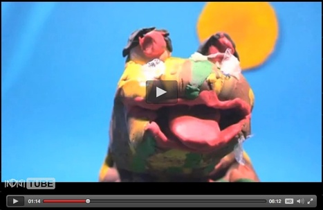 STUDENT RESOURCE WITH AN ABORIGINAL/TORRES STRAIT ISLANDER PERSPECTIVE: Tiddalik the Frog (animation) | Primary HSIE Stage 1: SSS1.7 Explains how people and technologies in systems link to provide goods and services to satisfy needs and wants - Personal needs and wants | Scoop.it