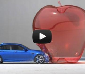 super slow motion bullet footage using a car as the projectile | PhotoInk | For the love of Photography | Scoop.it