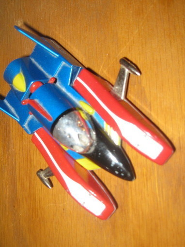 Toy Car/Space Car Made in Japan Very Cool | Antiques & Vintage Collectibles | Scoop.it