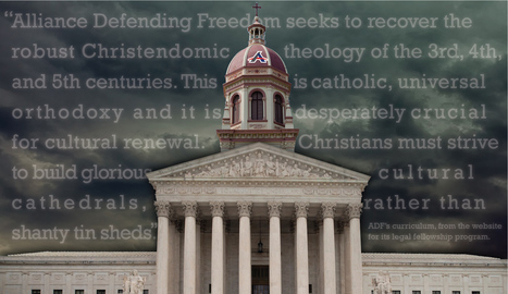 The 800-Pound Gorilla Of The Christian Right | Sustain Our Earth | Scoop.it
