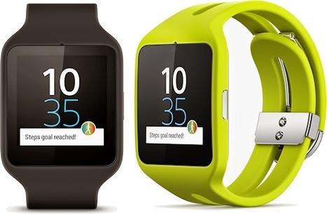 Sony Smartwatch 3 | Noticias Wearables | Scoop.it