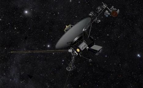 La sonde Voyager 1 a quitté le système solaire pour s'aventurer dans l'espace interstellaire | Star Trek est déjà là | Scoop.it