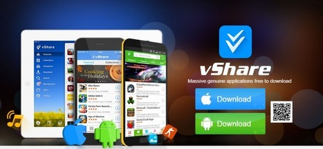 Install Vshare on IOS 8.3 without Jailbreak - Vshare Download   Nature Tips to Get Fresh Eyes   Scoop.it