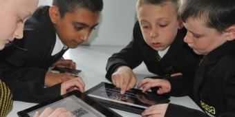 A Visit to the School of the Future - Cageless Thinking: Innovation ... | ICTEducation | Scoop.it
