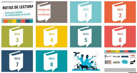 Rutas de lectura   Biblioteca Escolar IES IPAGRO   Scoop.it