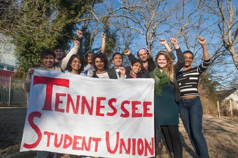 Help TN DREAMers Go To College!   Student Protests in US and beyond   Scoop.it