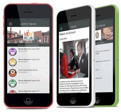 Schudio: créer une application android ou ios pour votre établissement. Gratuit | Les outils d'HG Sempai | Scoop.it