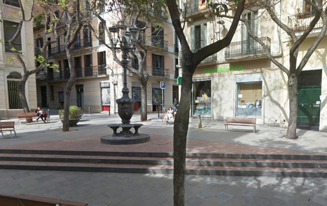 The other Canaletas fountains - Barcelona City Blog | Discovering Barcelona (by Barcelona City Blog) | Scoop.it