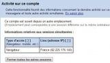 Gmail : fermez une session à distance   LPN   Scoop.it