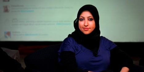 An Uprising in Bahrain: Interview with Human Rights Activist Maryam al-Khawaja | Human Rights and the Will to be free | Scoop.it
