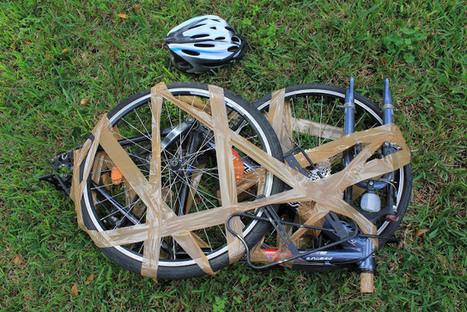 Votre vélo part en voyage | Vélotourisme | Scoop.it