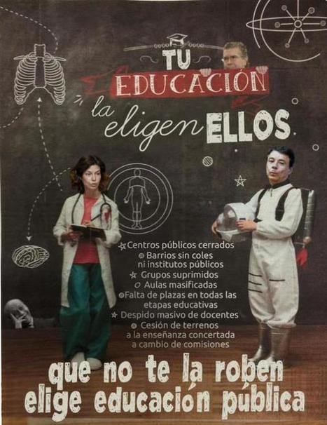 El TSJ declara ilegal el reparto de aprobados por tribunal en las oposiciones de maestros de 2009   EL VIL METAL.   Scoop.it