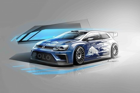 Volkswagen reveals its 2017 World Rally Car for new WRC rules | SJB Autotech News | Scoop.it
