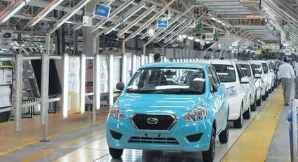 With Datsun, Nissan on the Go; third model early next year | technology for the environment | Scoop.it