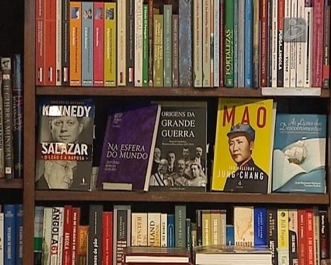 Livros digitais ainda não levaram a melhor sobre o papel | Society | Scoop.it