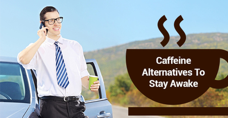 Quitting Caffeine? 3 Alternatives To Staying Awake | Truck Loan Center | Interests | Scoop.it