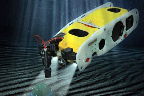 UDT Asia: Saab goes underwater | robotique & simu | Scoop.it