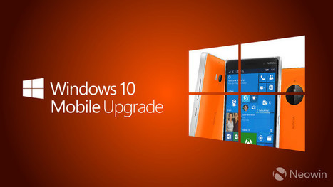 French carrier Bouygues Telecom to start Windows 10 Mobile Lumia upgrades next week | Windows Phone - CompuSpace | Scoop.it