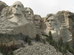 Man arrested for climbing Mount Rushmore | Prozac Moments | Scoop.it