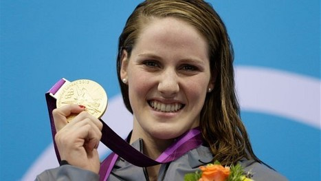 Teen Olympic swimmer going to college instead of turning pro - Examiner.com | Social Media Teen Idols | Scoop.it