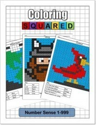 Place Value Coloring | Coloring Squared | Scoop.it