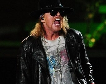 Axl Rose on Guns N' Roses Reunion Tour: 'Not In This Lifetime' | KikDrum-Music News | Scoop.it