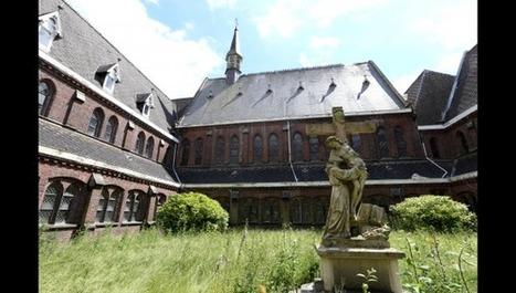 Roubaix L'ancien monastère des Clarisses prend l'eau | L'observateur du patrimoine | Scoop.it