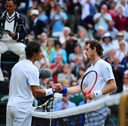 Rafael Nadal: Tennis owed Andy Murray a grand slam ... - Espn.co.uk | Tennis | Scoop.it