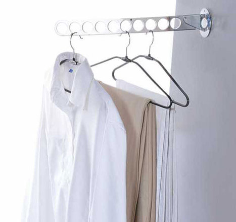Dress-Hanger-Holder   Modular-Kitchen   Scoop.it