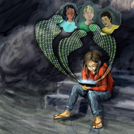 Ciberbullying ¿cómo detectarlo? ¿cómo actuar? | Hijos Digitales | La psicoeducadora | Scoop.it