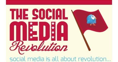 [Infographie] L'année 2012 des réseaux sociaux en chiffres ... | Médias sociaux & web marketing | Scoop.it